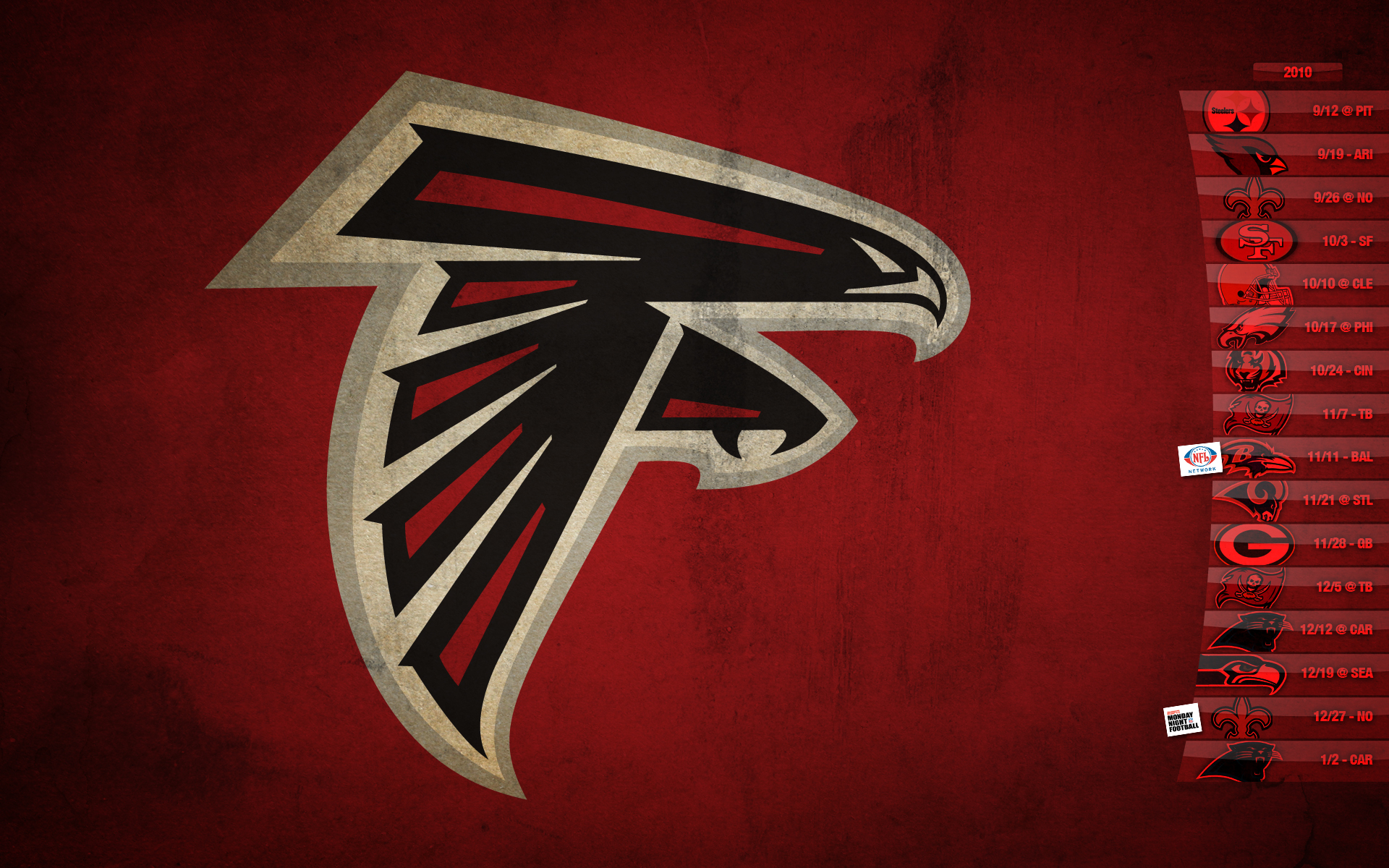 Atlanta Falcons Desktop Wallpapers: Atlanta Desktop Wallpaper