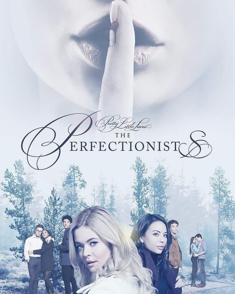 Pretty little liars The perfectionists on We Heart It 750x938