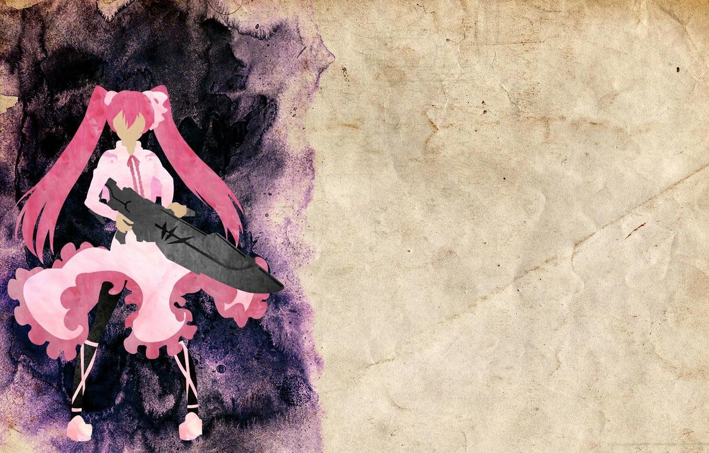 Wallpaper pink hair akame ga kill Tahu pumpkin images for 1332x850