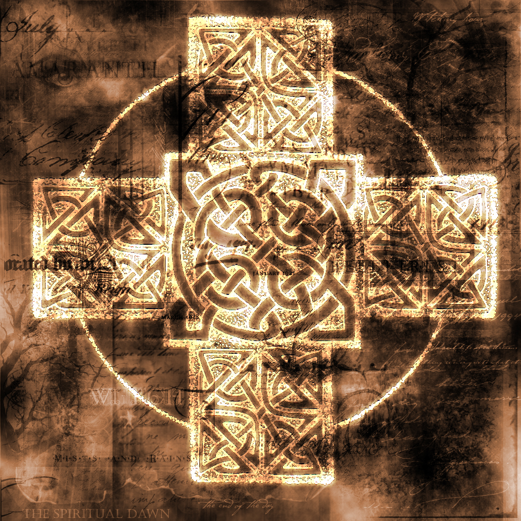 Celtic Cross I by DrJest 1028x1028