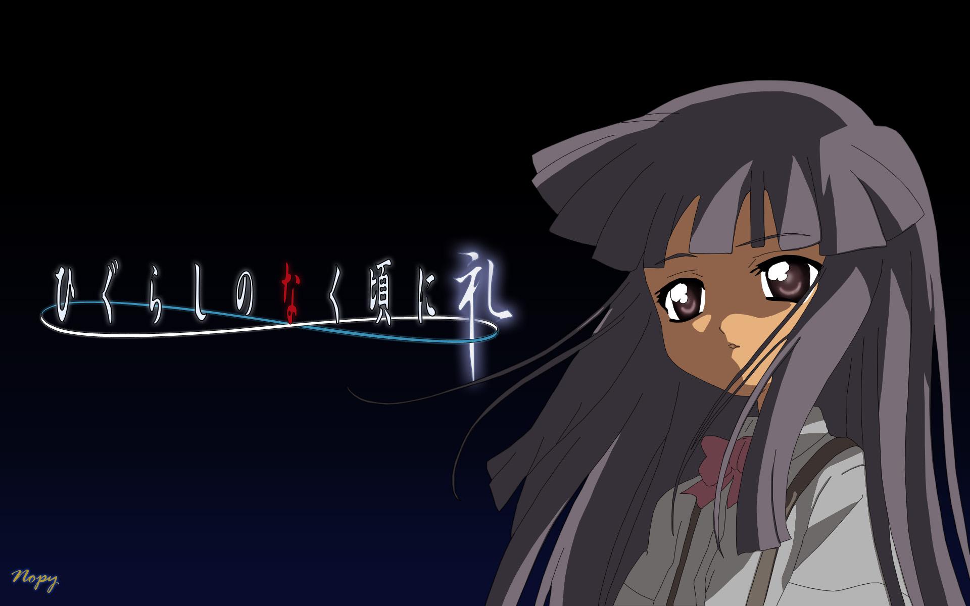 Free Download Higurashi No Naku Koro Ni Rei Wallpapers Nopys Blog