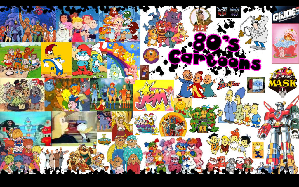 80S Cartoons 17 Desktop Wallpaper Wallpaper 1024x640