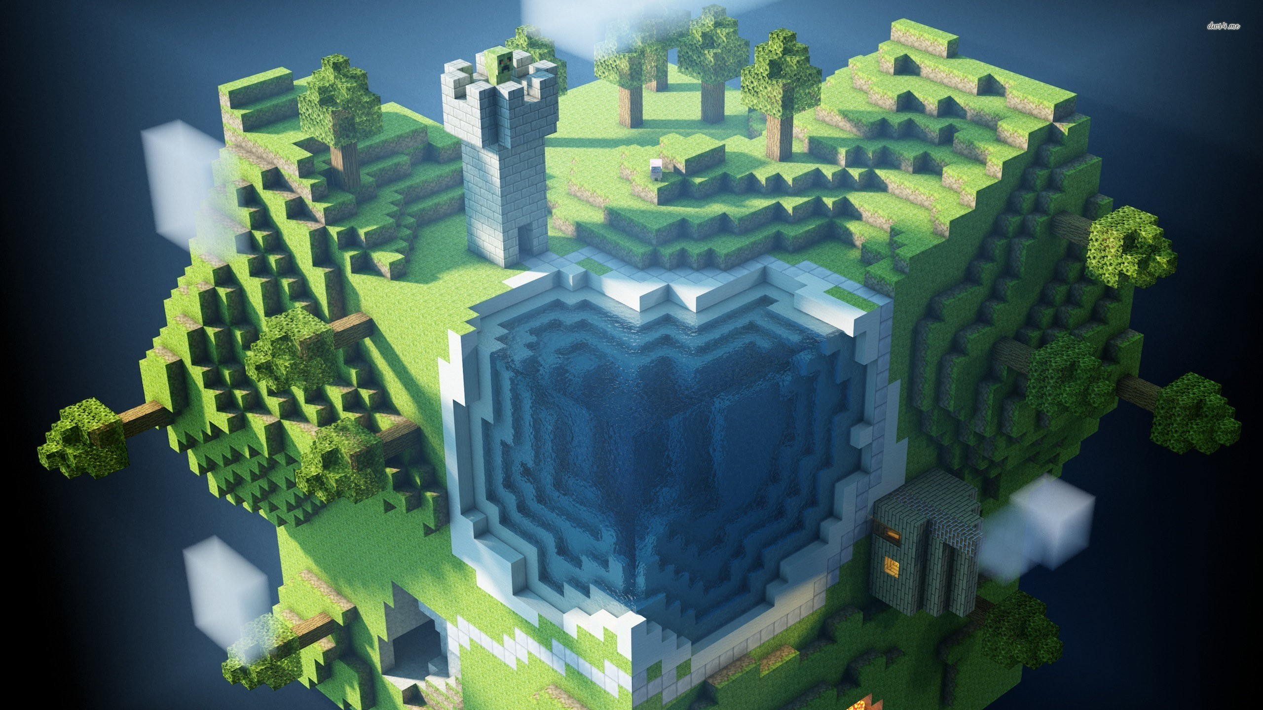 Free Download Minecraft Wallpaper Game Wallpapers 14942
