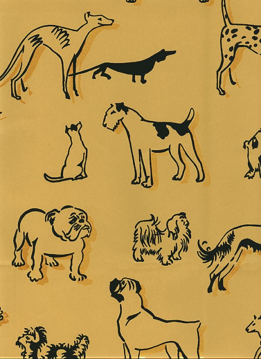Download Go Back Gallery For Dog Print Wallpaper For Walls
