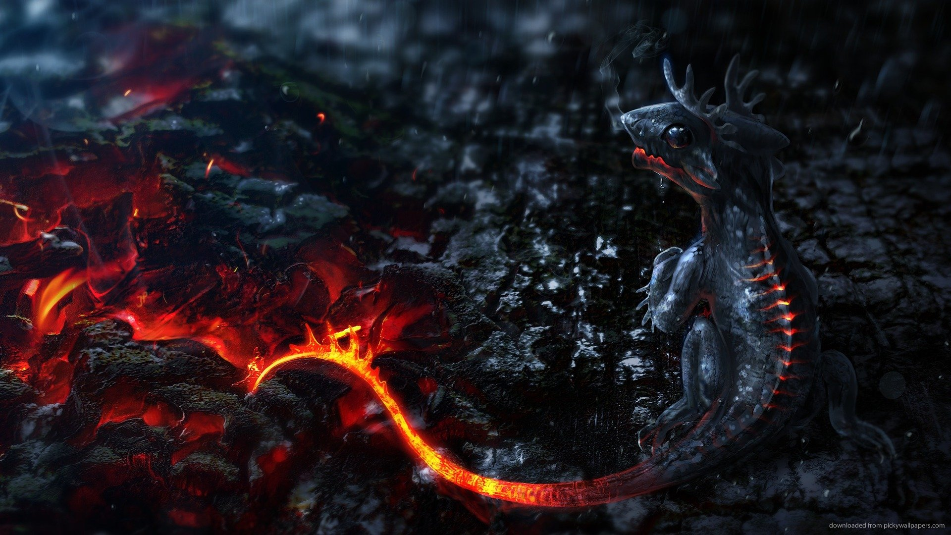 Hd wallpaper 1920x1080 dragon