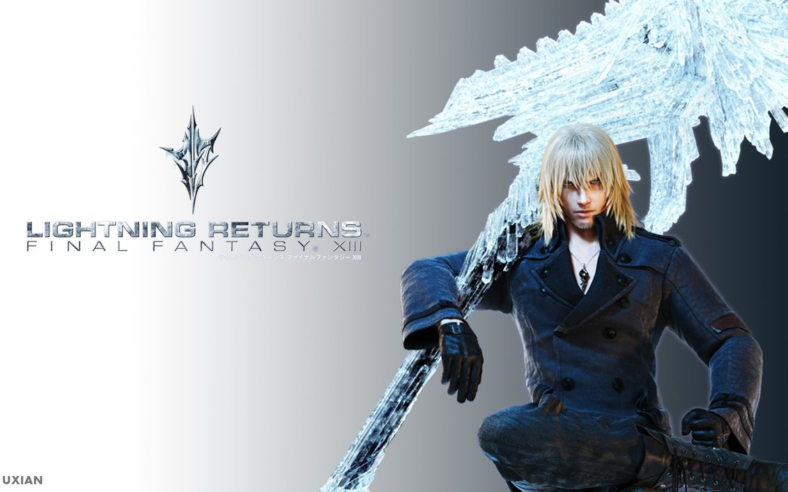 Lightning Returns Final Fantasy XIII Snow By UxianXIII On 1131x707
