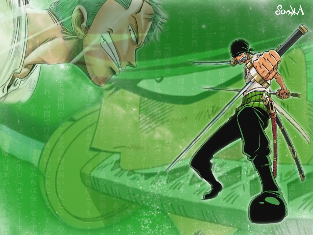 Onepiece Image One Piece Zoro Wallpaper V1 1024x768