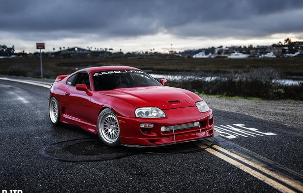 toyota supra jdm style tuning picture Car Tuning 596x380