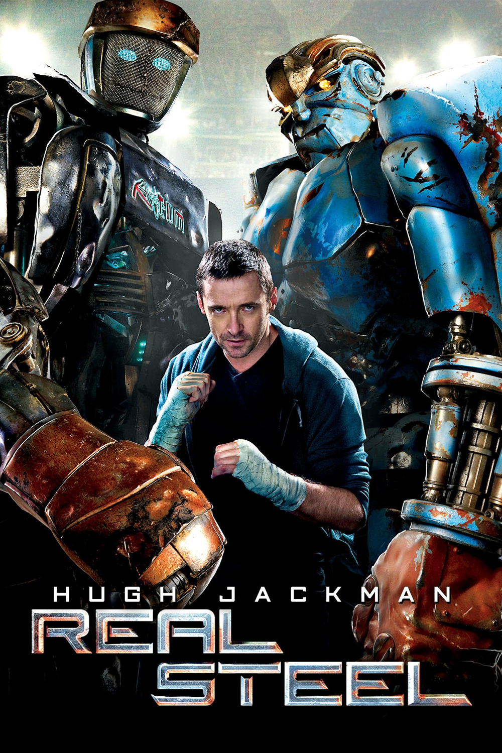 Real Steel Poster 1000x1500