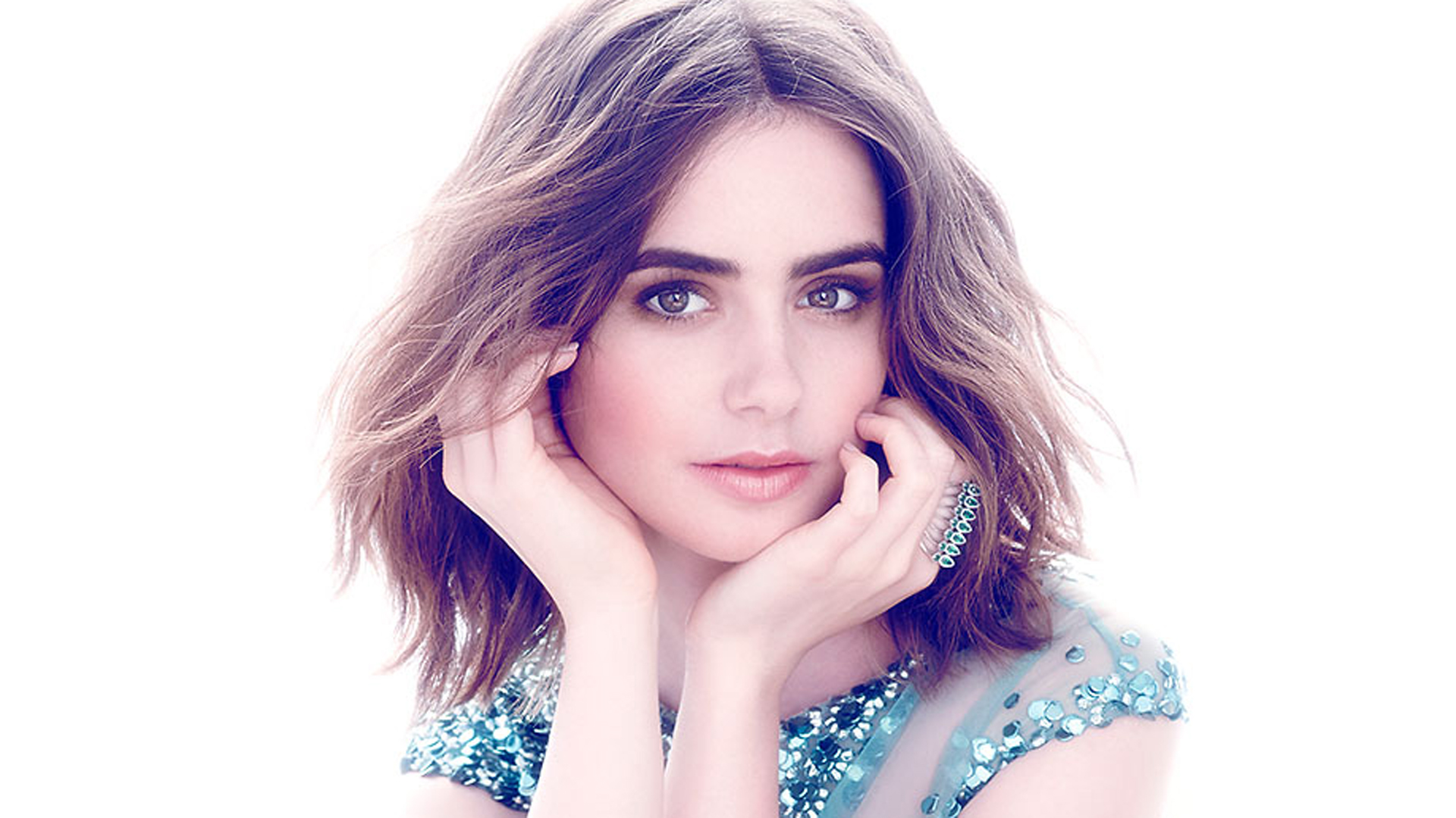 Wallpapers Lily Collins Galleries Lily Collins Pics Lily Collins 1920x1080
