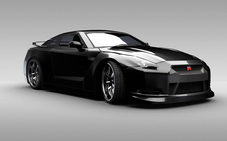 gtr nissan wallpaper black   Car Release Date Reviews 1440x900