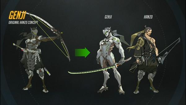 Genji   Overwatch   Genji 600x338