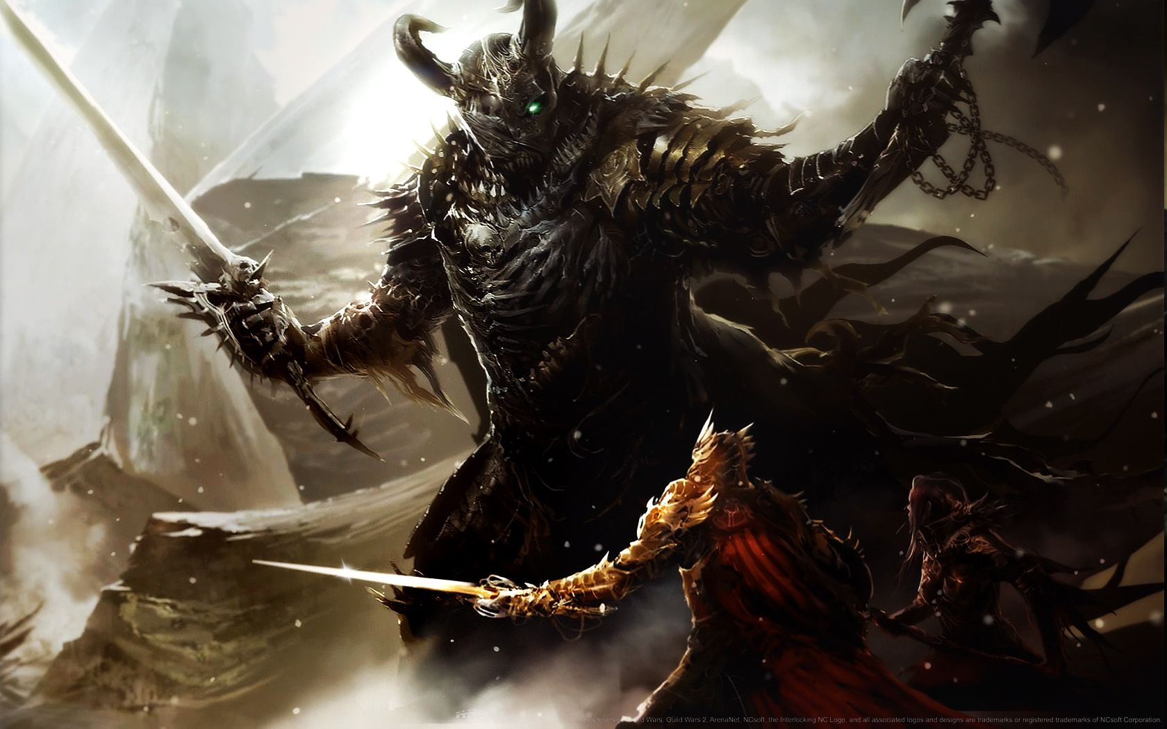 Guild Wars 2 vs Patch 504 Which To Play We Fly Spitfires 1680x1050