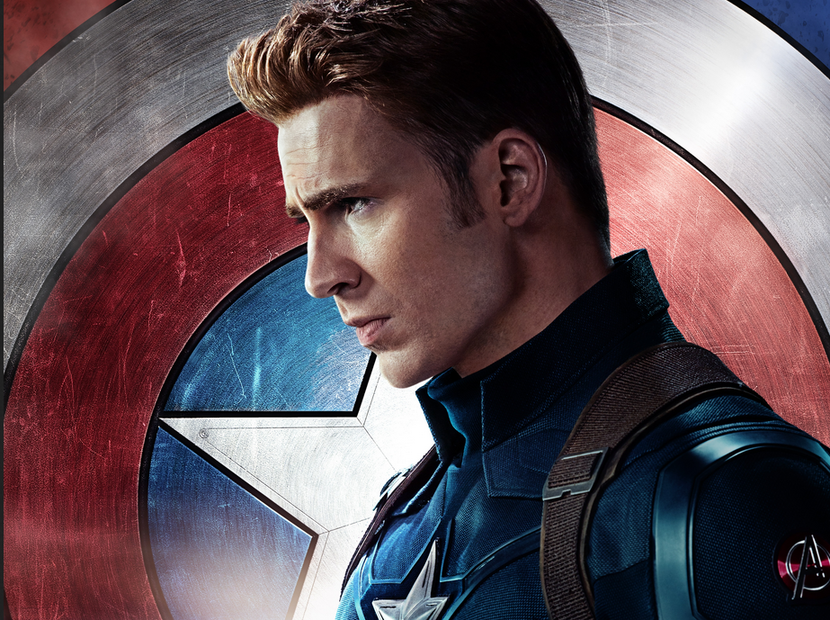CAPTAIN AMERICA Actor Chris Evans Has Extended His Marvel 923x689