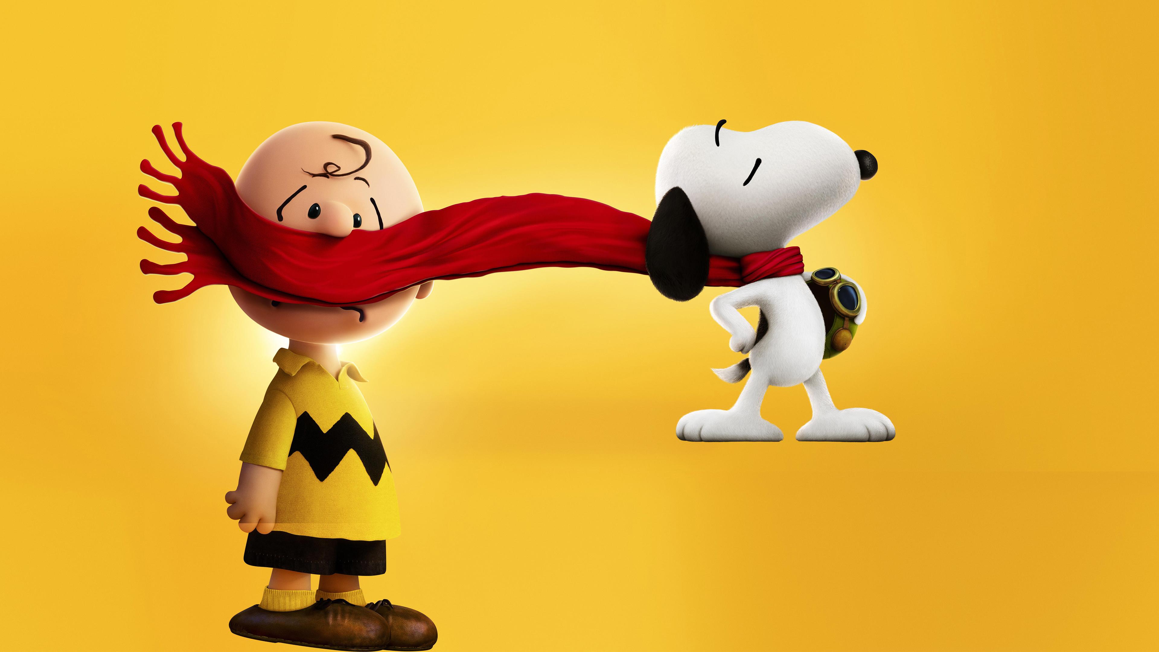 Desktop Snoopy HD Wallpapers 3840x2160