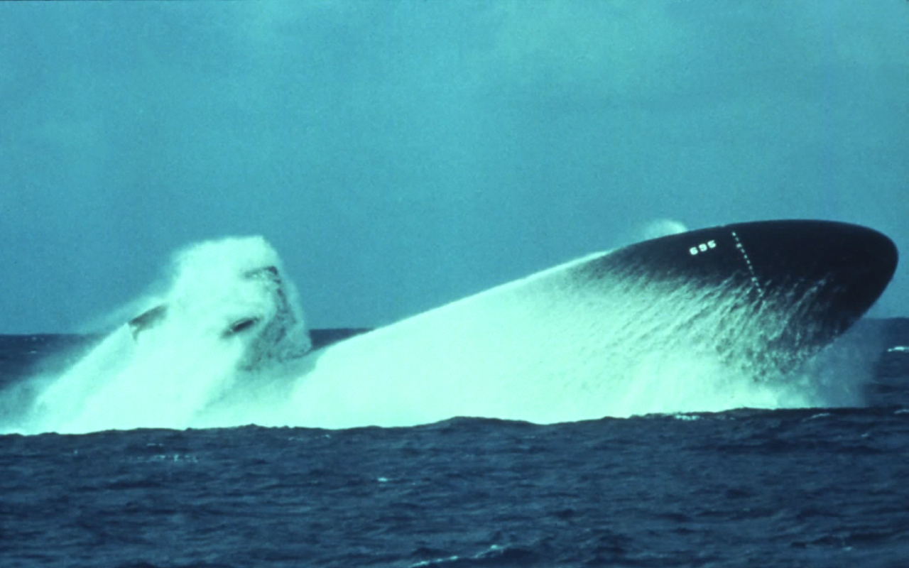 Nuclear Submarine Wallpaper Nuclear Submarines Could Serve 1280x800