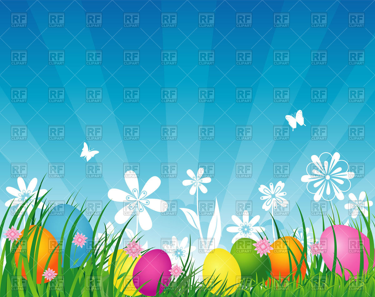 Easter background Vector Image of Backgrounds Textures Abstract 1200x948