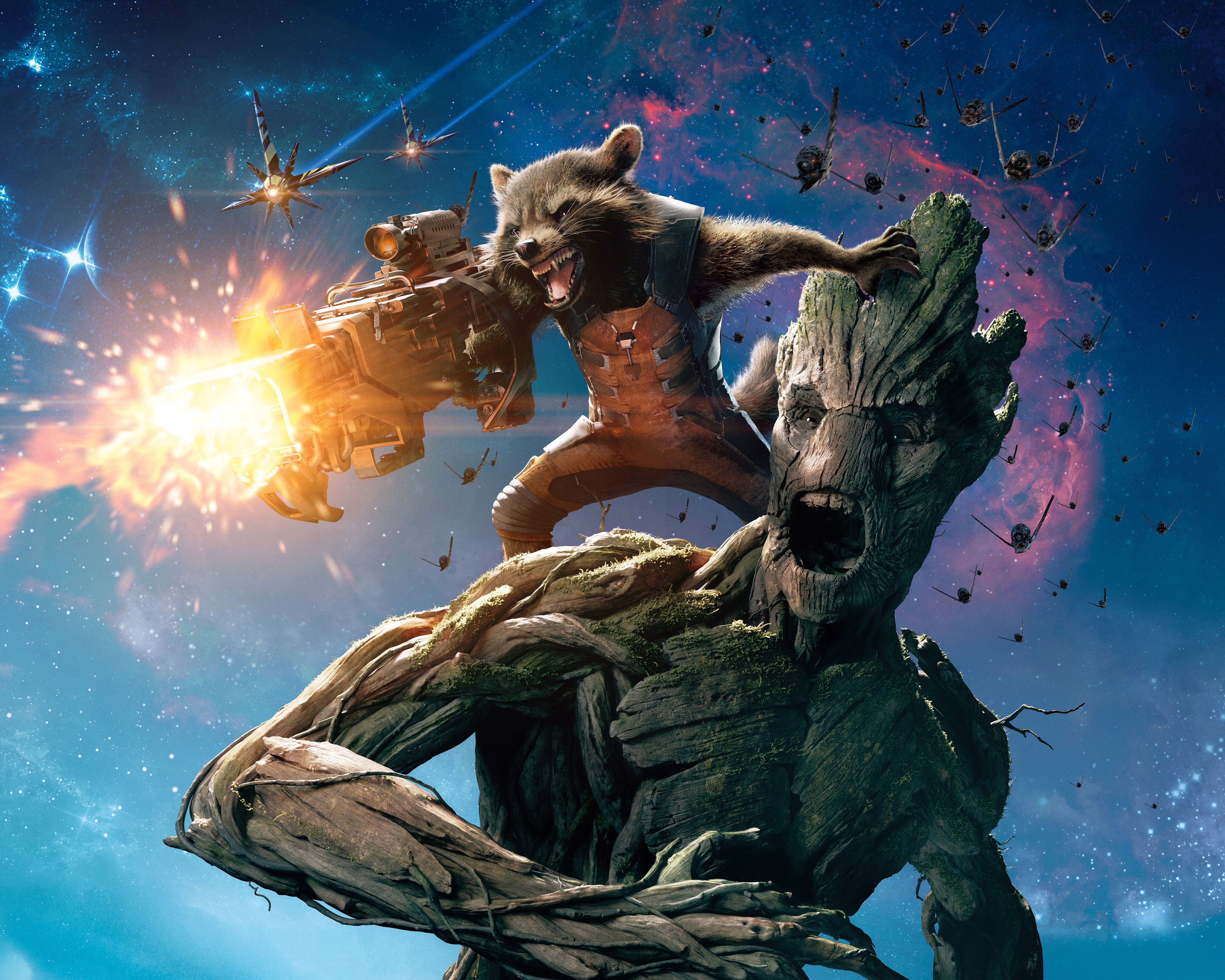 166 Guardians of the Galaxy HD Wallpapers Backgrounds 5000x4000