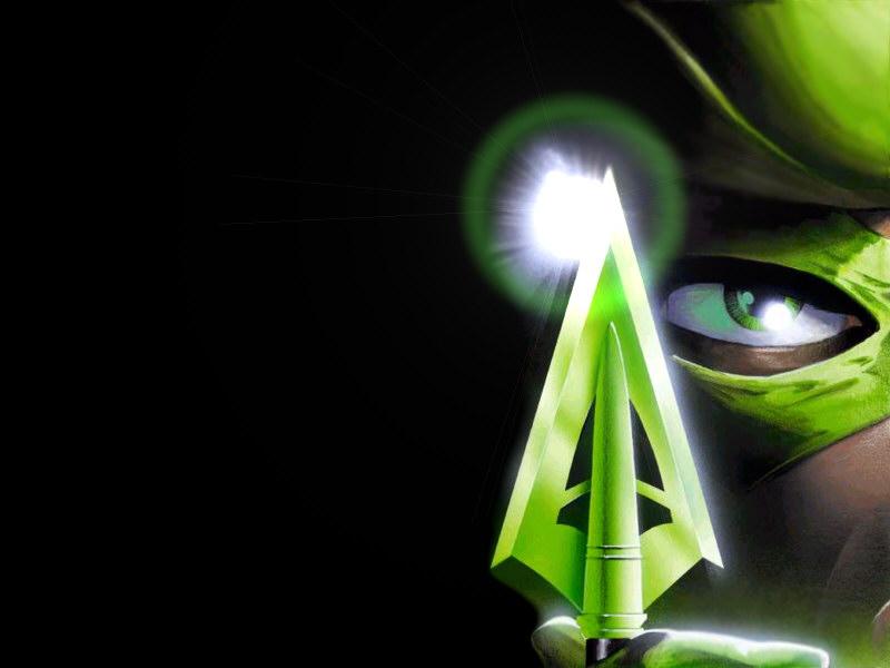Green Arrow Smallville 800x600