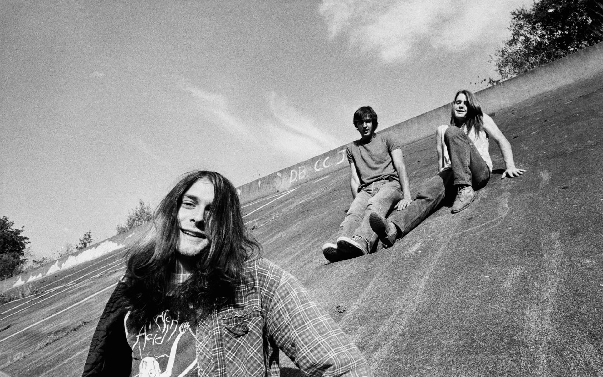 Deadpool Nirvana Wallpaper - WallpaperSafari