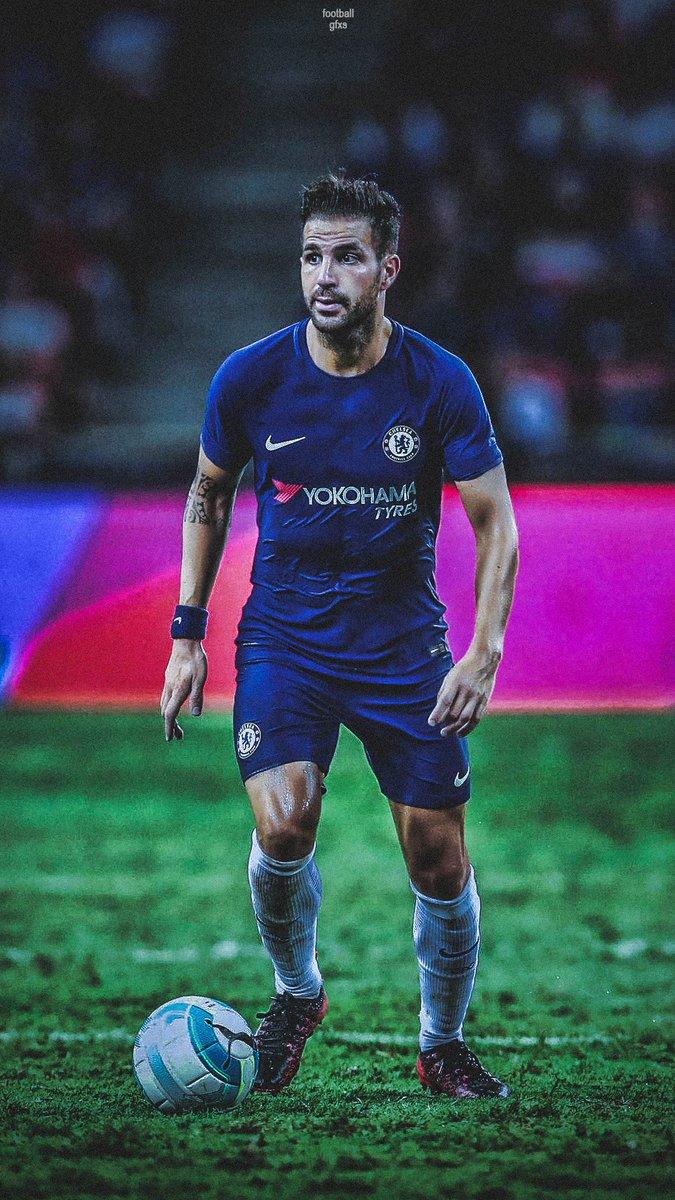 Football GFX on Twitter cesc4official ChelseaFC Mobile 675x1200