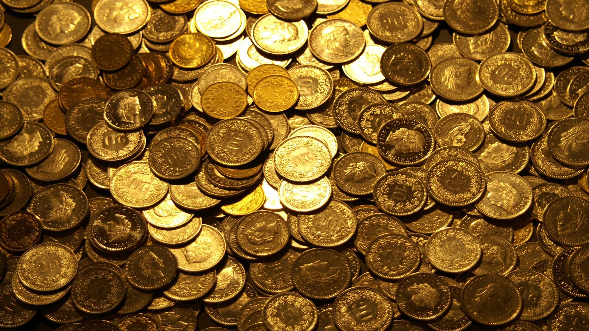 Coins Money Wallpaper 1920x1080