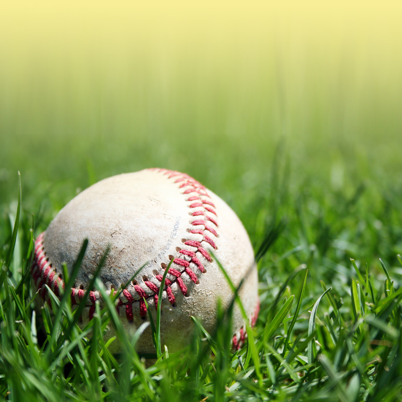FREEIOS7 baseball   parallax HD iPhone iPad wallpaper 2448x2448