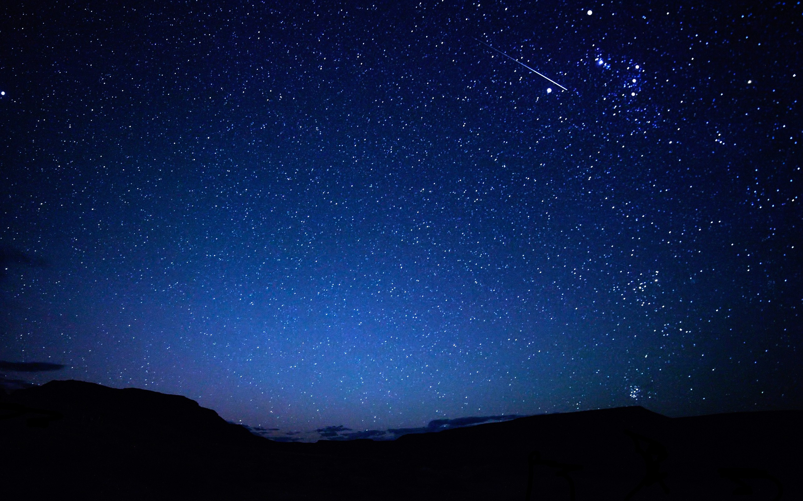 He telleth the number of the stars; he calleth them all by their names ...