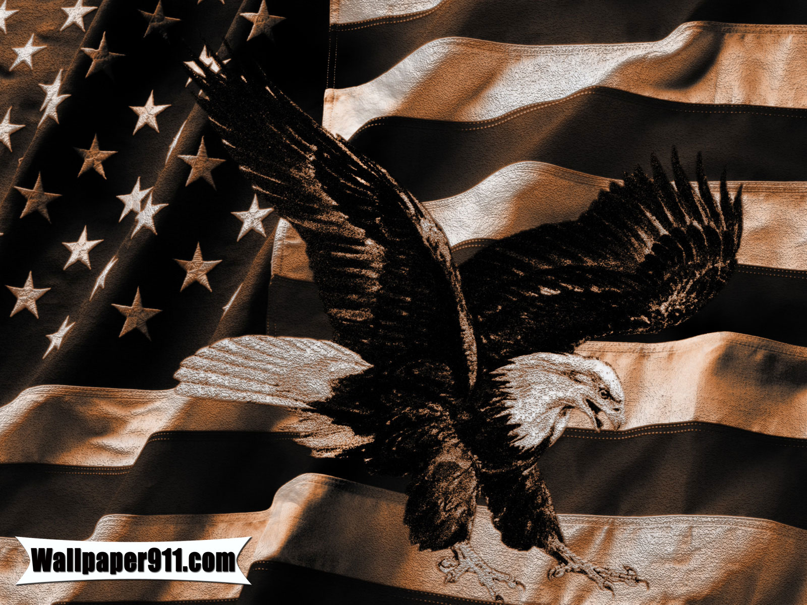 Patriotic Wallpaper 1600x1200