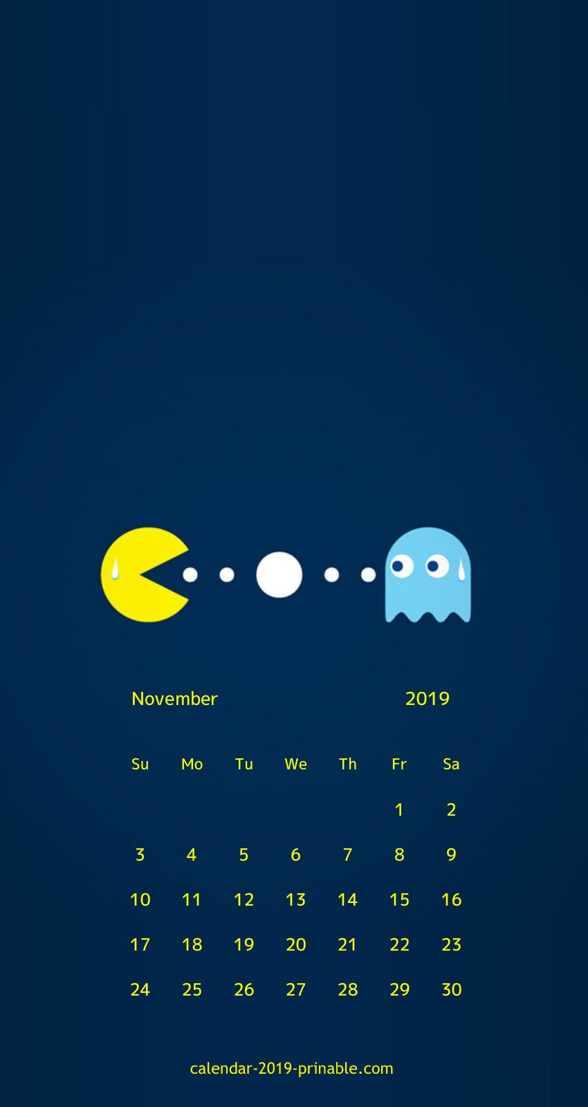 november 2019 iphone calendar wallpaper Wallpapers and Stuff 850x1600