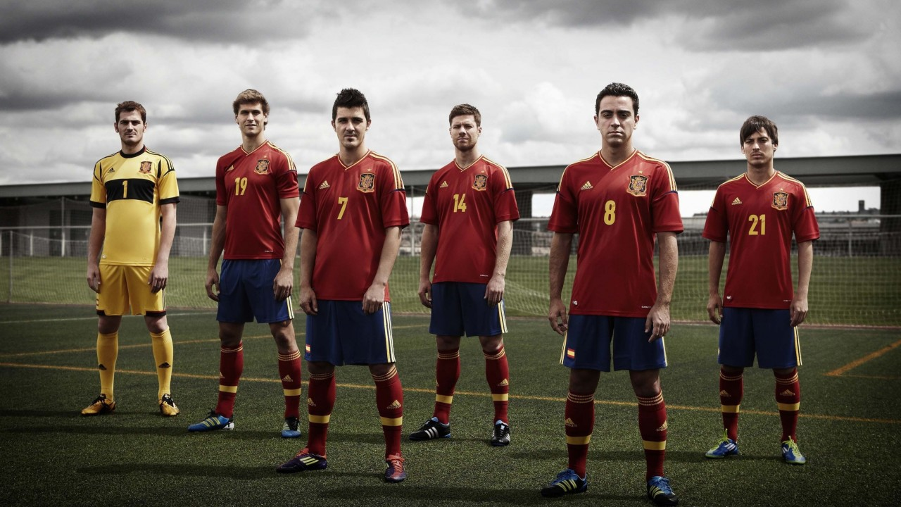 Spain National Football Team Wallpaper DESKTOP BACKGROUNDS Best 1280x720