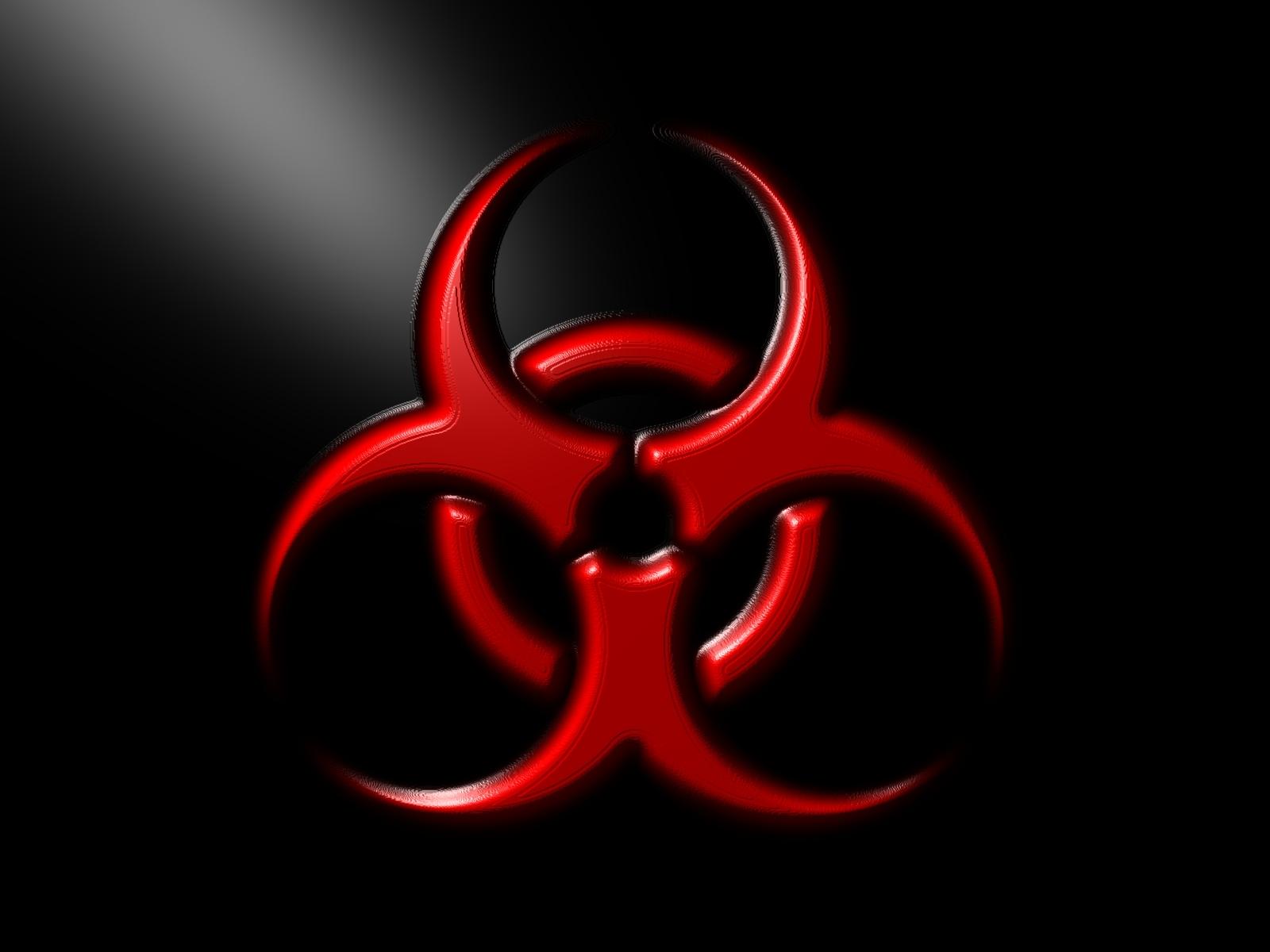 Biohazard Symbol Background Download Wallpapercraft 1600x1200