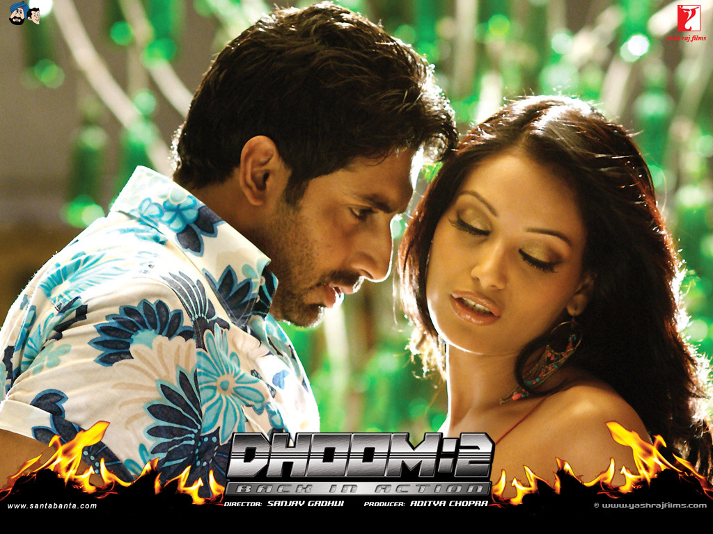 Dhoom 2 Movie Wallpaper 25 1024x768
