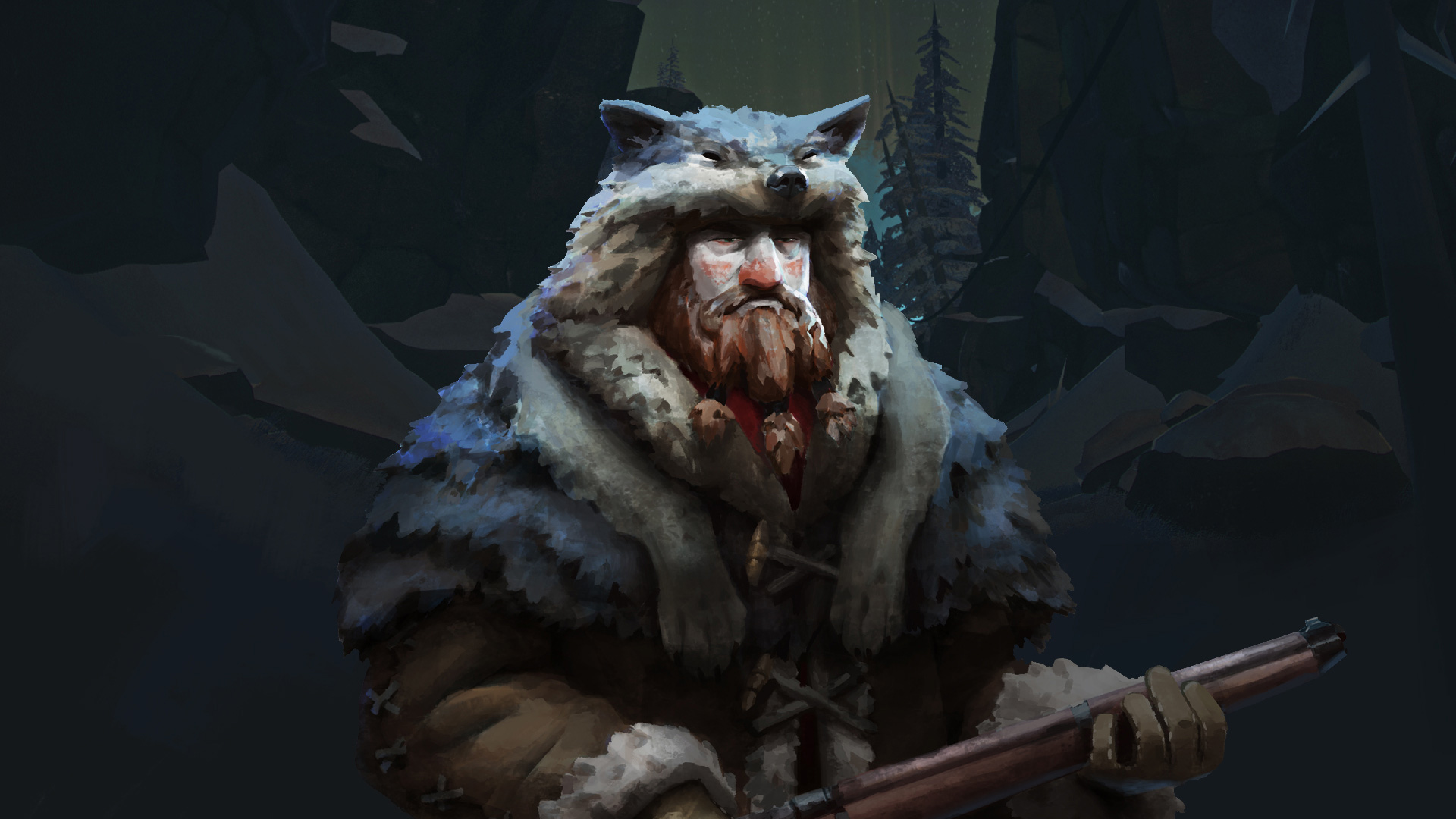 Free Download Jeremiah Wallpaper From The Long Dark