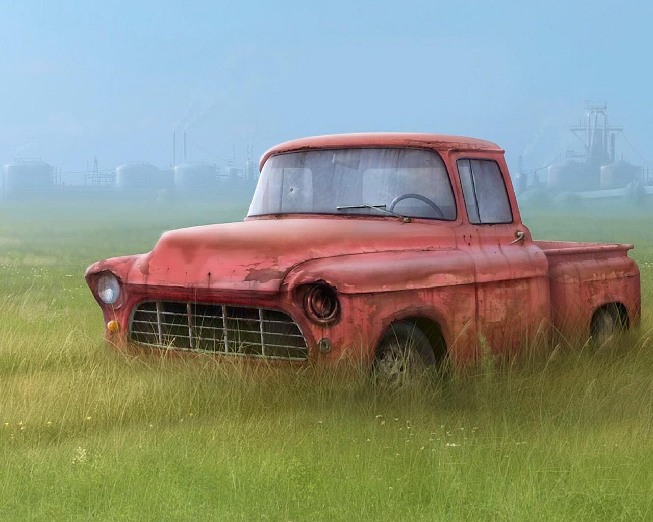 Classic Truck Wallpaper Downloads 9244   Amazing Wallpaperz 1280x1024