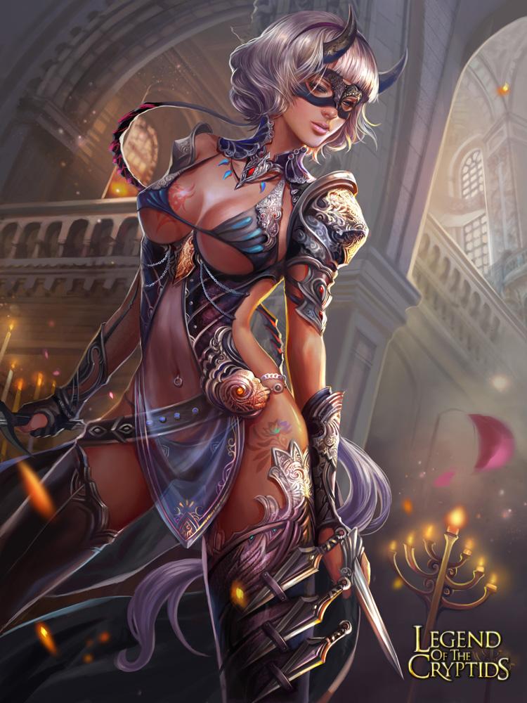 Assassin Girl by jiuge 750x1000