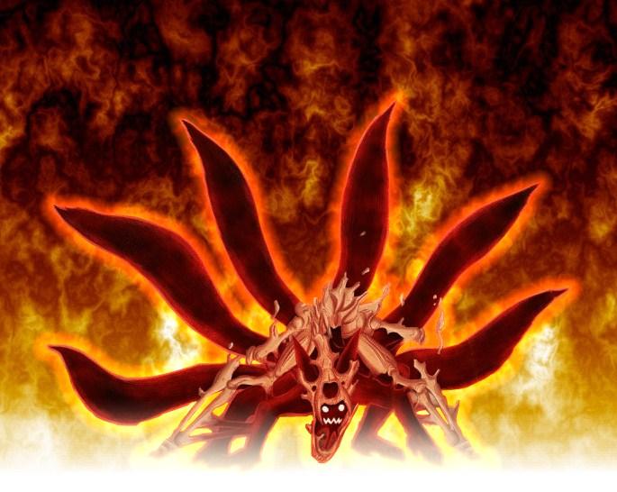 Jinchūriki Forms  Narutopedia  FANDOM powered by Wikia