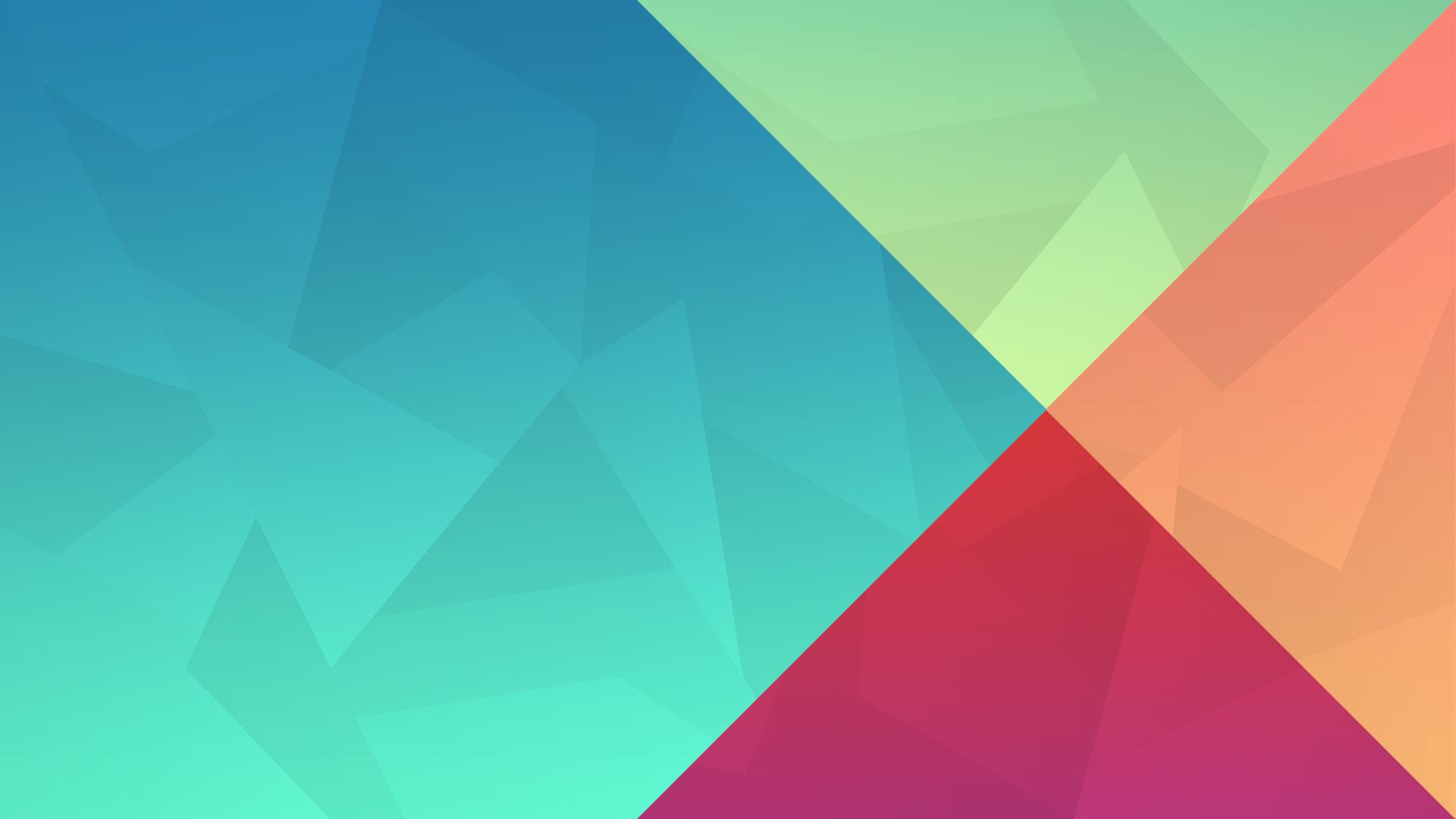 Google Abstract HD Wallpaper 1920x1080