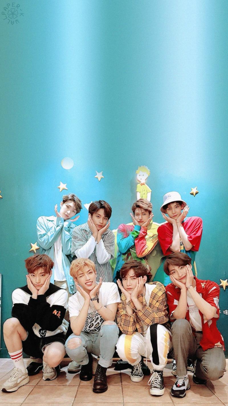 ateez wallpaper Tumblr Kpop in 2019 Kpop BTS Bts wallpaper 800x1420