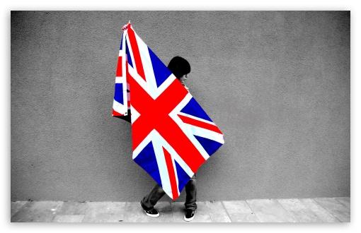 Uk Flag wallpaper 510x330