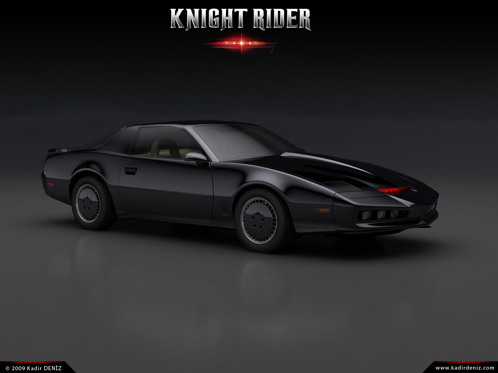 Knight Rider wallpaper 1600x1200