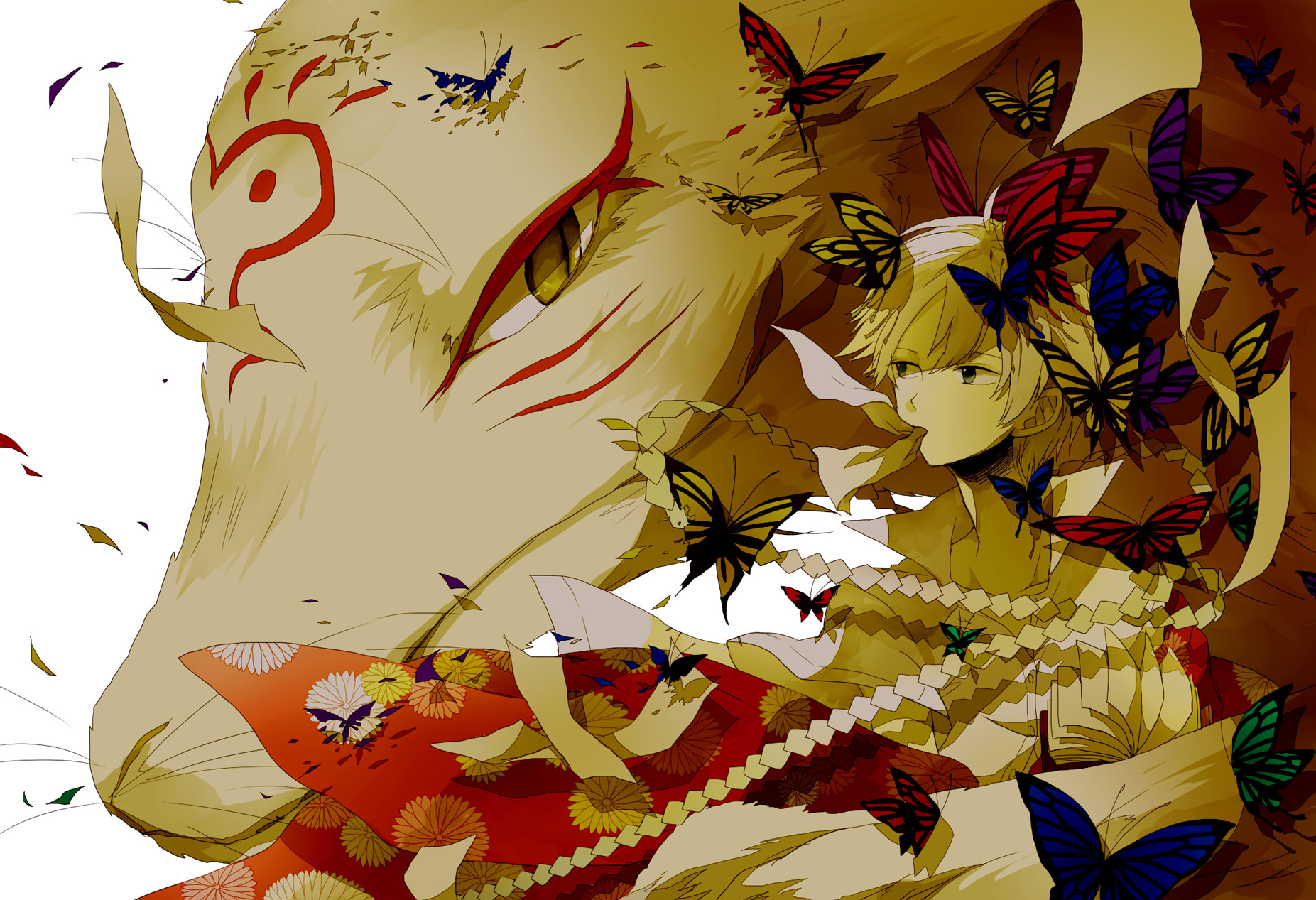 26 Natsume Yuujinchou Full HD Quality Pictures GsFDcY 1853x1267