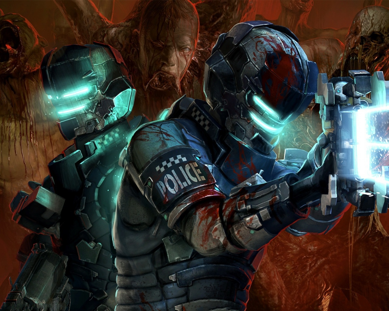 Dead Space 2 1280x1024 Wallpapers 1280x1024 Wallpapers Pictures 1280x1024