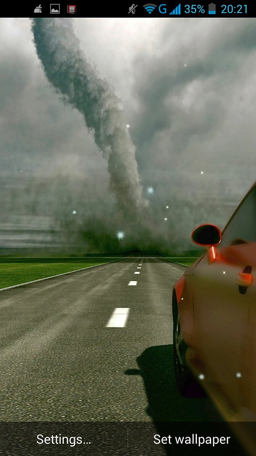 Tornado Live Wallpaper   Android Apps and Tests   AndroidPIT 506x900