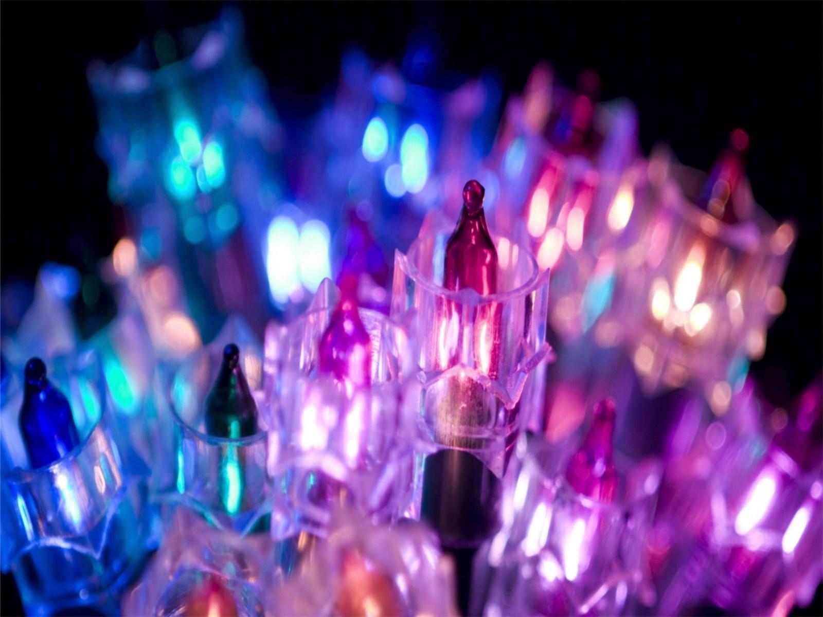 blinking christmas lights wallpaper otherjpg 1600x1200