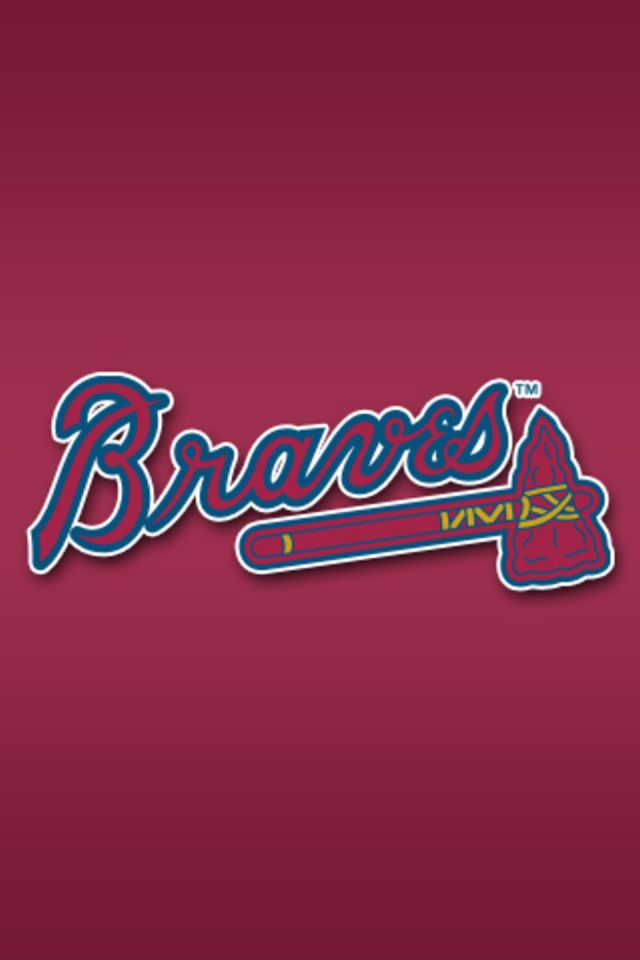 42 Atlanta Braves Logo Wallpaper On Wallpapersafari