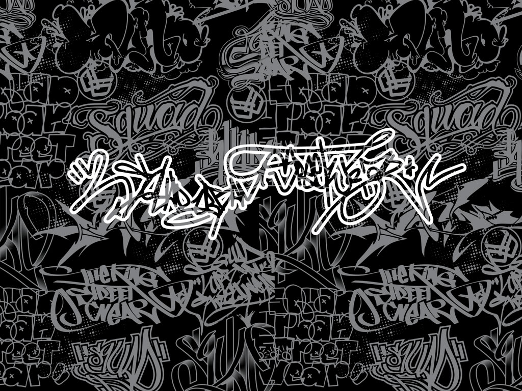 43] Graffiti Wallpapers for Desktop on WallpaperSafari 1024x768
