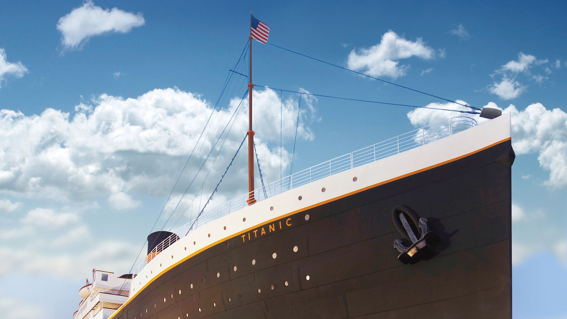 Titanic HD Wallpaper - WallpaperSafari
