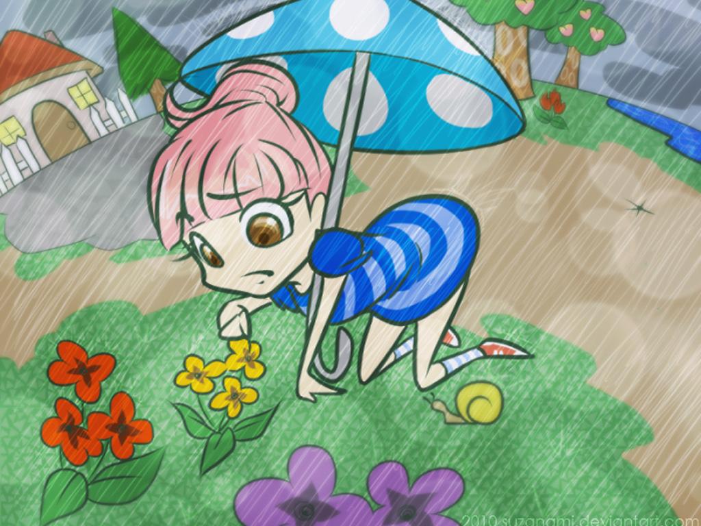 Animal Crossing iPhone Wallpaper - WallpaperSafari