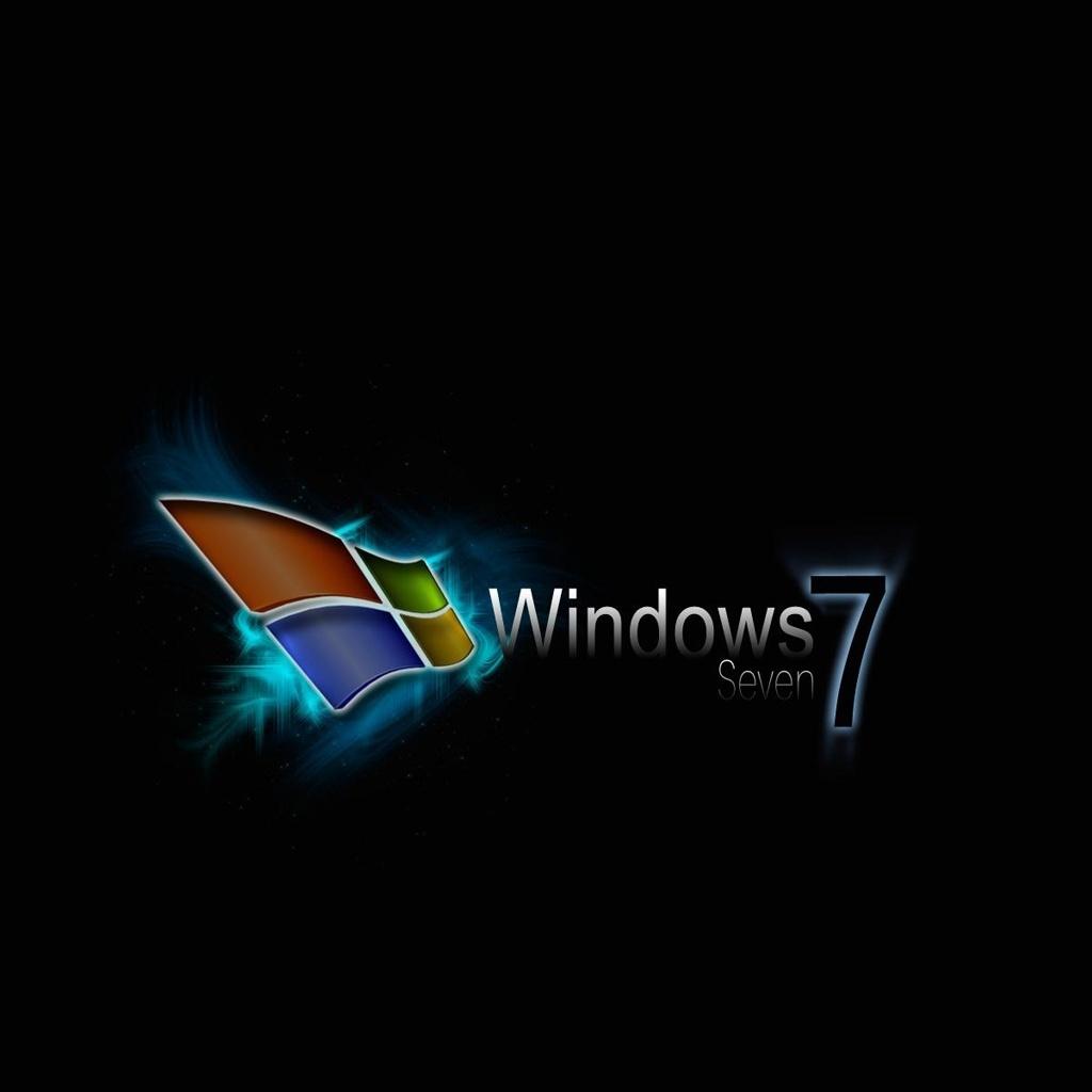Best Windows 7 1024 x 1024 iPad Wallpaper 1024x1024